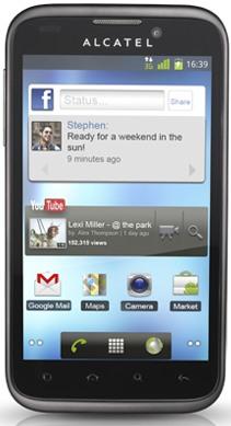 Alcatel One Touch OT-995