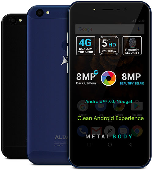 Allview X4 Soul Mini S
