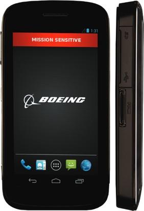 Boeing Black LK1