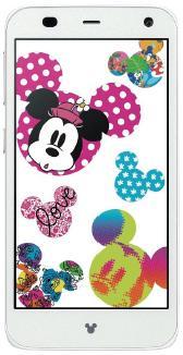 Fujitsu Disney Mobile