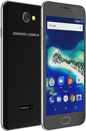General Mobile GM6 Android One