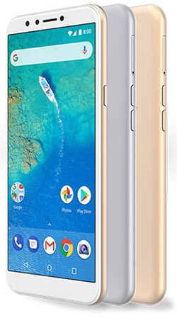 General Mobile GM8 Android One 64GB