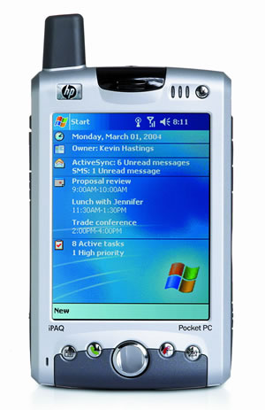Hewlett-Packard iPAQ H6340 / H6345