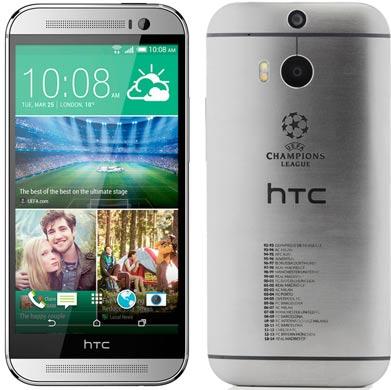 HTC One M8 UEFA Champions