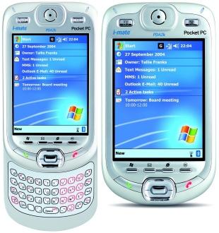 I-Mate PDA2k EVDO
