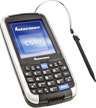Intermec CS40 Numeric