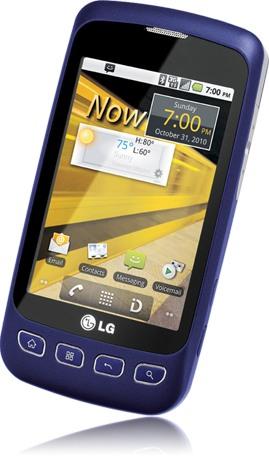 LG LS670 Optimus S