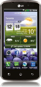 LG Optimus True HD