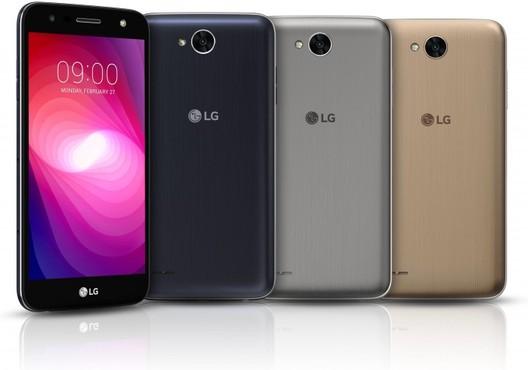LG X500