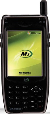 Mobile Compia M3 Green MC-6600