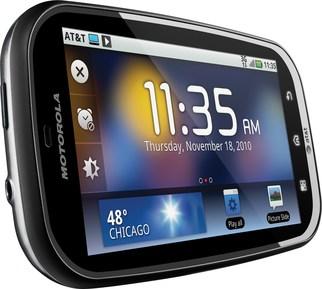 Motorola 4G Bravo