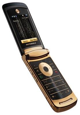 Motorola RAZR 2 V8 Luxury Edition