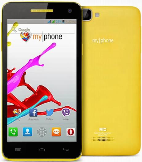 MyPhone Rio