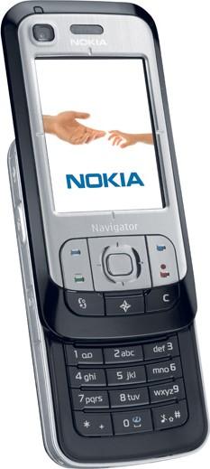 Nokia 6110 vigator