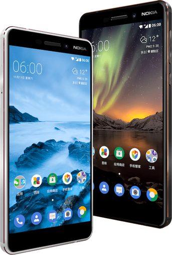 Nokia 6 2018 64GB / 6.1