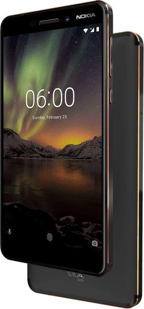 Nokia 6 2018 32GB / 6.1