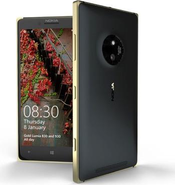 Nokia Lumia 830 Gold