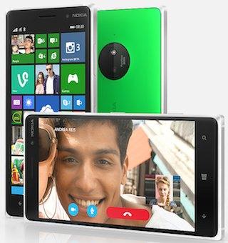 Nokia Lumia 830 M