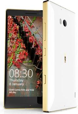 Nokia Lumia 930 Gold