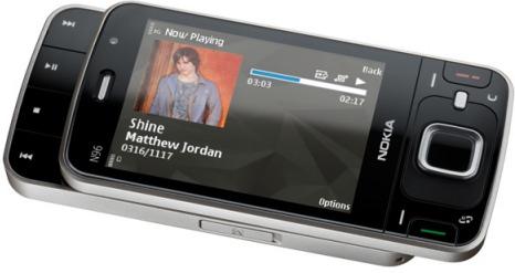 Nokia N96c