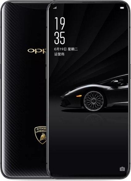 Oppo Find X Automobili Lamborghini 512GB