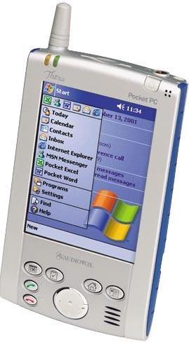 Audiovox Thera PDA-2032