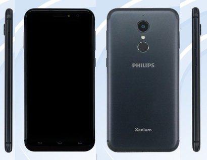 Philips Xenium X596