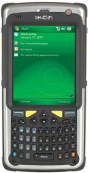 Psion Teklogix Ikon 7505 QWERTY
