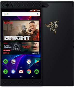 Razer Phone Limited Gold