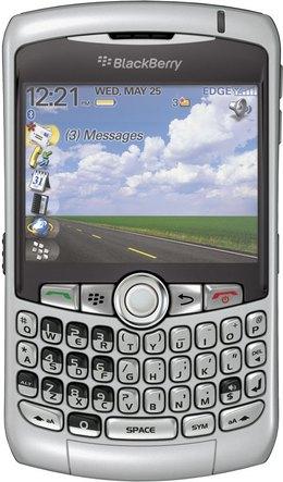 RIM BlackBerry Curve 8300