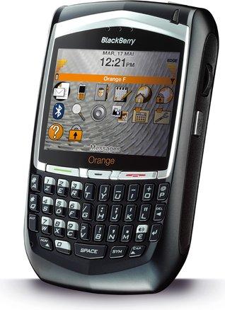 RIM BlackBerry 8700f