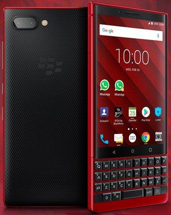RIM BlackBerry KEY2 Red 128GB