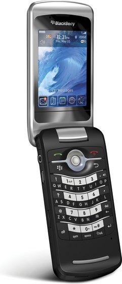 RIM BlackBerry Pearl Flip 8220