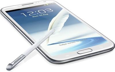 Samsung Galaxy Note II Duos