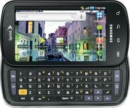 Samsung Galaxy S Epic