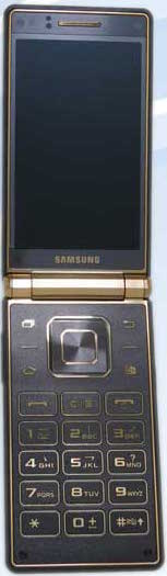 Samsung SM-W2015 Galaxy Golden 2