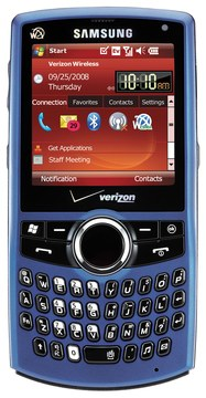 Samsung SCH-i770 Saga
