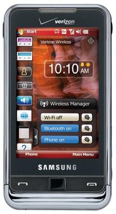 Samsung SCH-i910 Omnia 8GB
