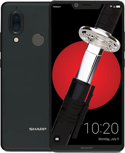 Sharp Aquos D10