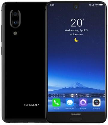 Sharp AQUOS S2 128GB