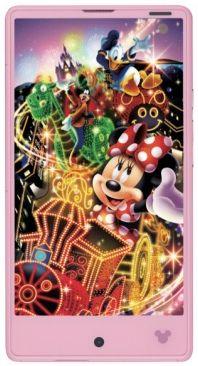 Sharp Disney Mobile on docomo