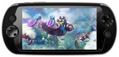 Sil MOQI i7s Game Mobile