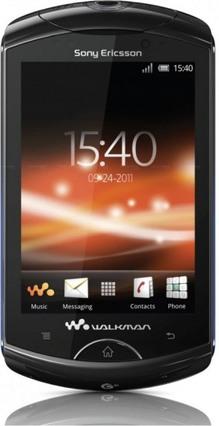 Sony Ericsson WT18