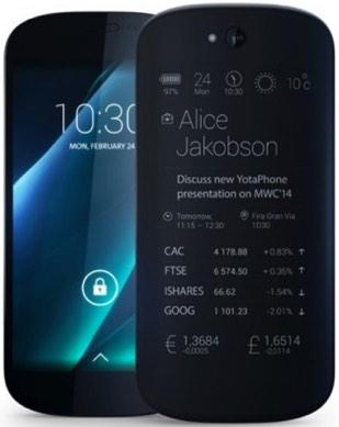 Yota Phone 2 YD206