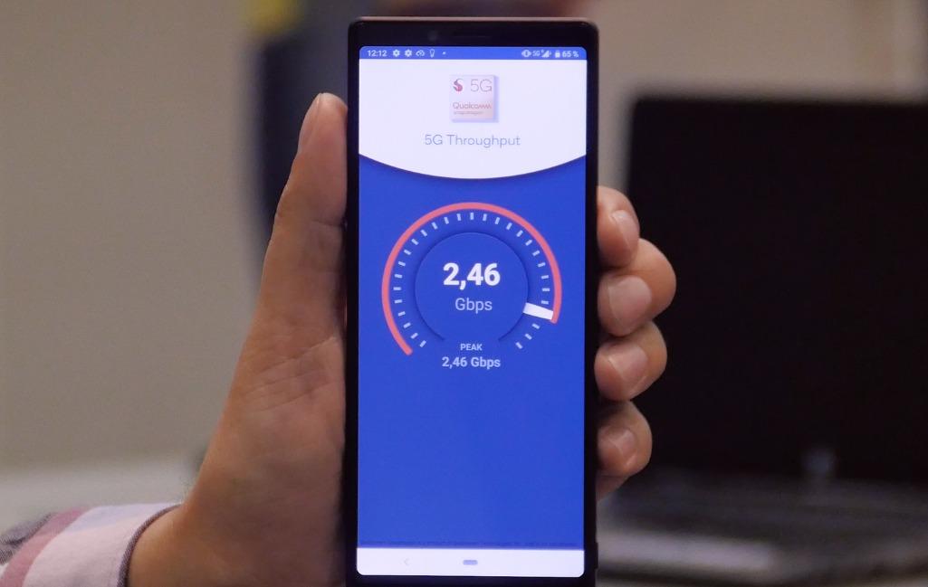 5G смартфоны