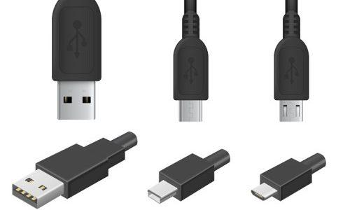 Разъемы и коннекторы USB