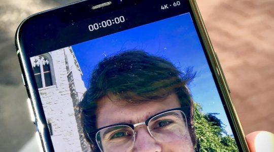 автофокус селфи-камеры