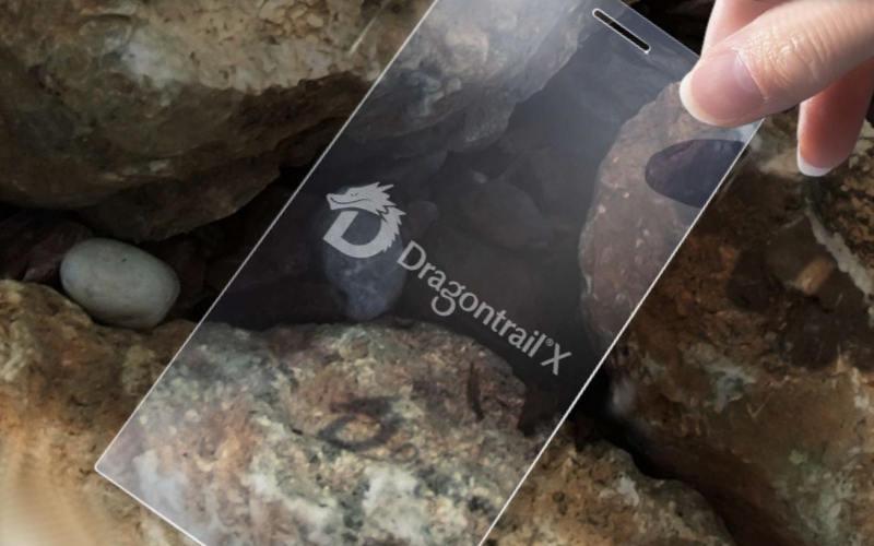 защита экрана Dragontrail