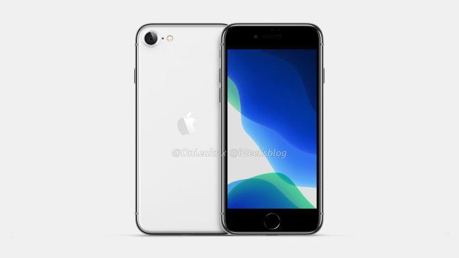 Смартфон Apple iPhone SE2