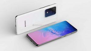 Продажи Samsung Galaxy S20 в России